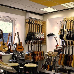 Музыкальные магазины Некрасовки
