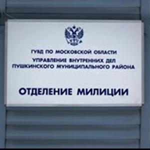 Отделения полиции Некрасовки