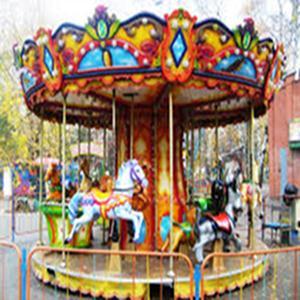 Парки культуры и отдыха Некрасовки