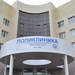 Поликлиники Некрасовки