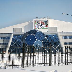 Спортивные комплексы Некрасовки