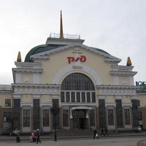 Железнодорожные вокзалы Некрасовки