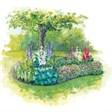 База отдыха и турбаза Дубрава - иконка «сад» в Некрасовке